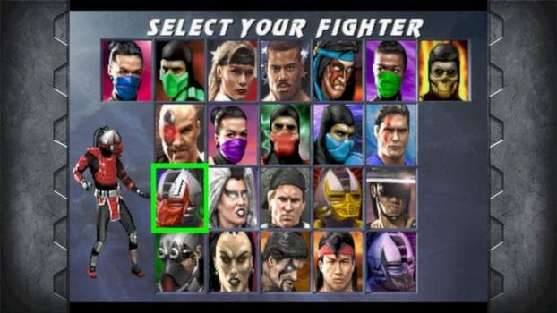 Mortal Kombat: Arcade Kollection (NA) on PC screenshot #1