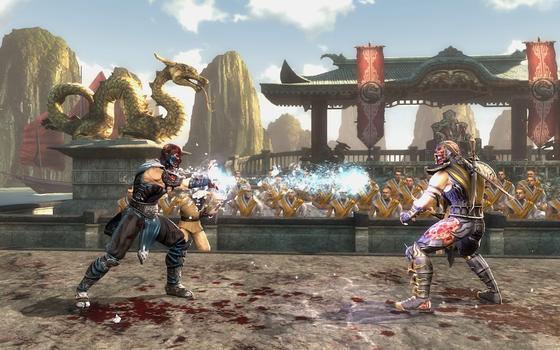 Mortal Kombat Komplete Edition (NA) on PC screenshot #6