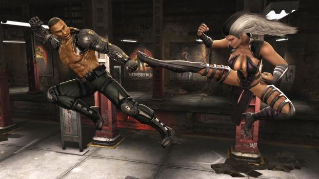 Mortal Kombat Komplete Edition (NA) on PC screenshot #4
