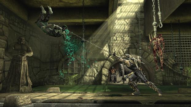 Mortal Kombat Komplete Edition (NA) on PC screenshot #3
