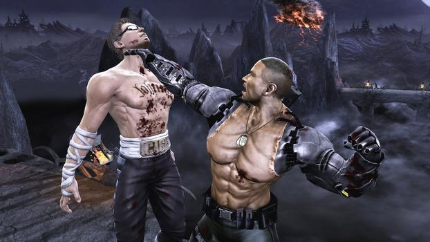 Mortal Kombat Komplete Edition (NA) on PC screenshot #2