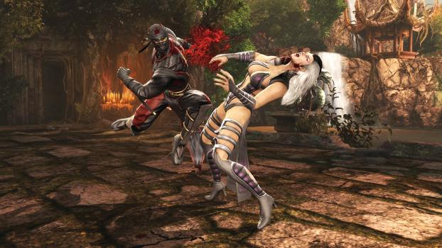 Mortal Kombat Komplete Edition (NA) on PC screenshot #1