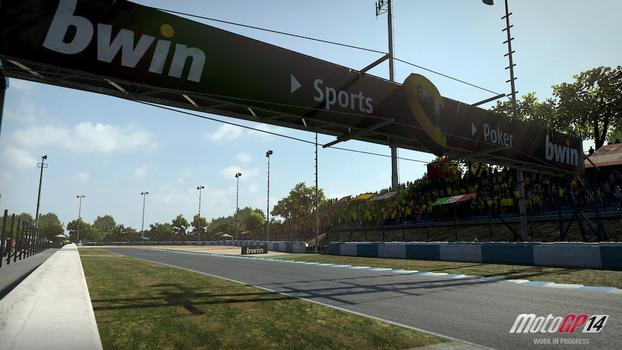 MotoGP 14 on PC screenshot #5