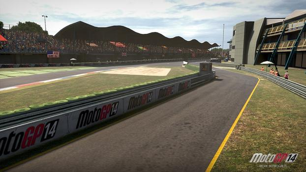 MotoGP 14 on PC screenshot #1