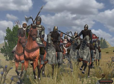 Mount & Blade: Warband on PC screenshot #2