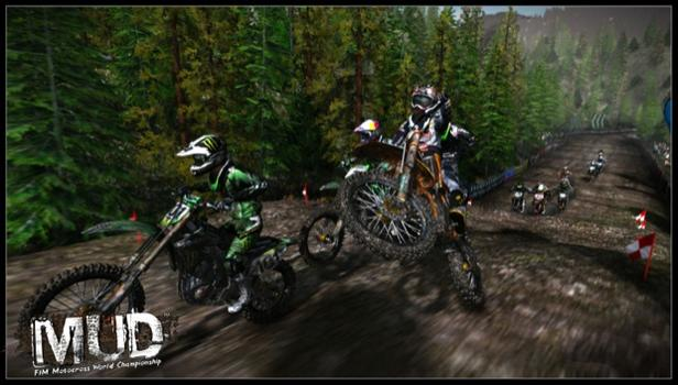 MUD Motocross Championship on PC screenshot #2