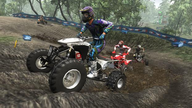 MX vs. ATV Reflex on PC screenshot #1