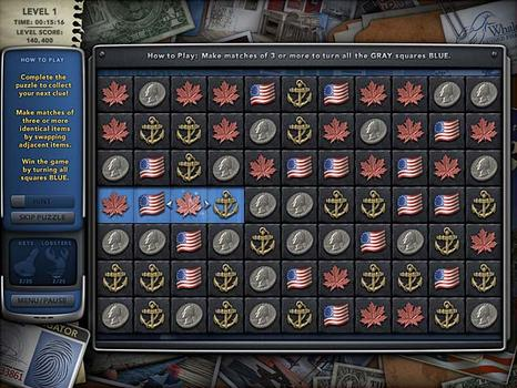 Mystery PI: The Curious Case of Counterfeit Cove (NA) on PC screenshot #3