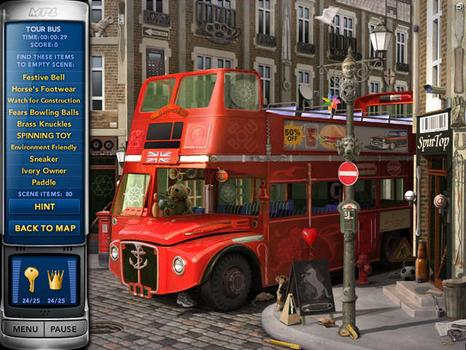 Mystery PI: The London Caper (NA) on PC screenshot #6