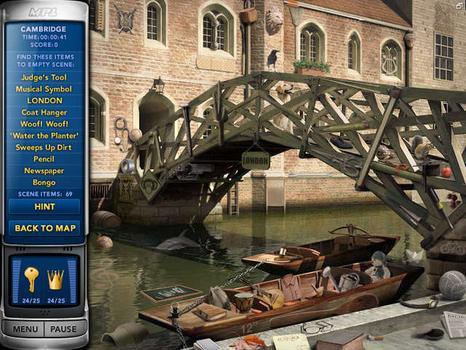 Mystery PI: The London Caper (NA) on PC screenshot #5