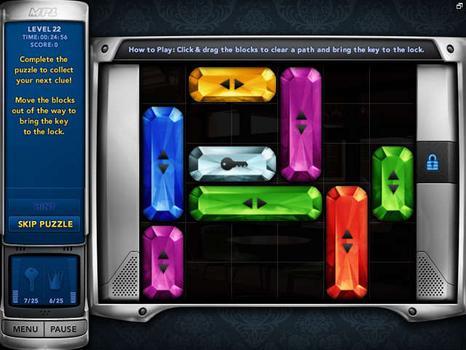 Mystery PI: The London Caper (NA) on PC screenshot #4