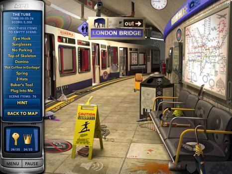 Mystery PI: The London Caper (NA) on PC screenshot #2