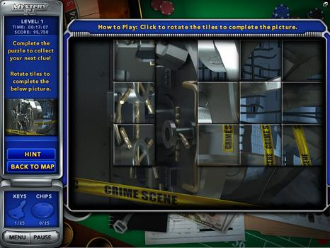 Mystery PI: The Vegas Heist (NA) on PC screenshot #2