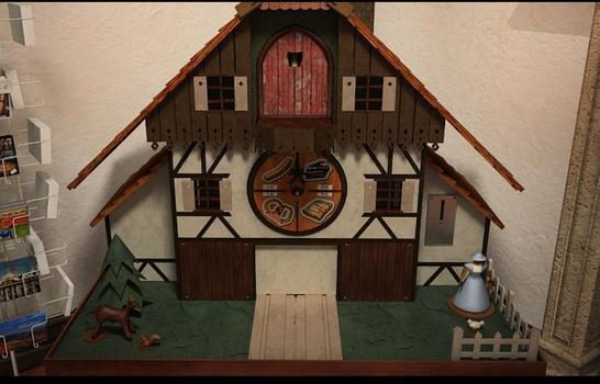 Nancy Drew: The Captive Curse on PC screenshot #4