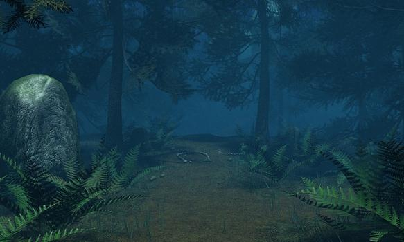Nancy Drew: The Captive Curse on PC screenshot #1