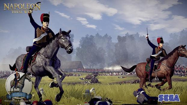 Napoleon: Total War - Heroes of the Napoleonic War on PC screenshot #3