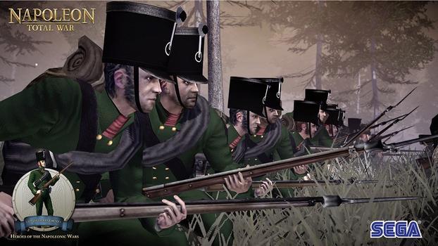 Napoleon: Total War - Heroes of the Napoleonic War on PC screenshot #2