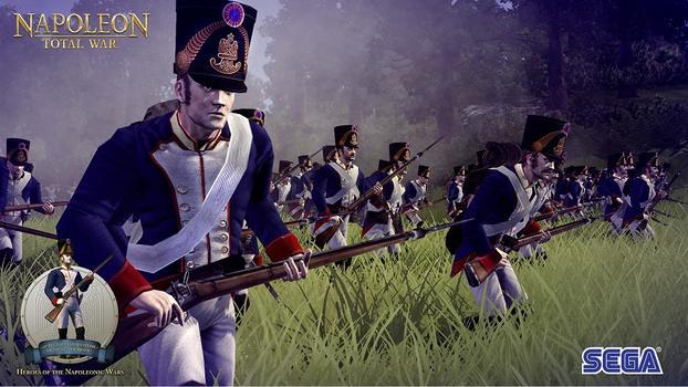 Napoleon: Total War - Heroes of the Napoleonic War on PC screenshot #1
