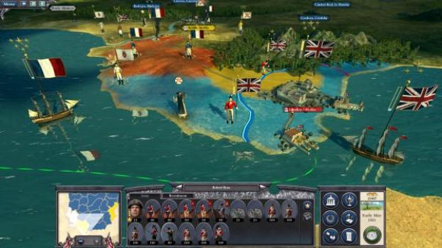 Napoleon: Total War - Peninsular Campaign on PC screenshot #1