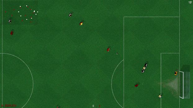 Natural Soccer on PC screenshot #3