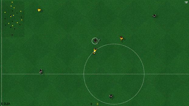 Natural Soccer on PC screenshot #2