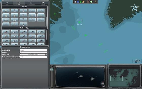 Naval War Arctic Circle: Operation Tarnhelm on PC screenshot #5