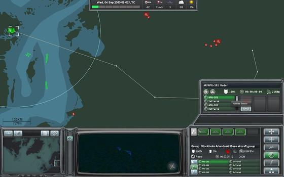 Naval War Arctic Circle: Operation Tarnhelm on PC screenshot #4