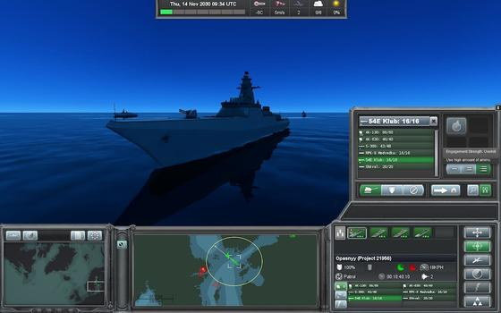 Naval War Arctic Circle: Operation Tarnhelm on PC screenshot #3