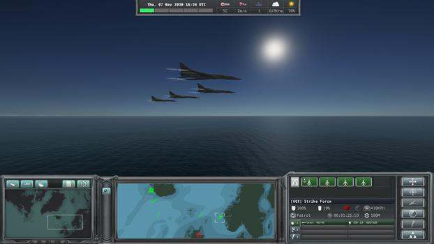 Naval War Arctic Circle on PC screenshot #5