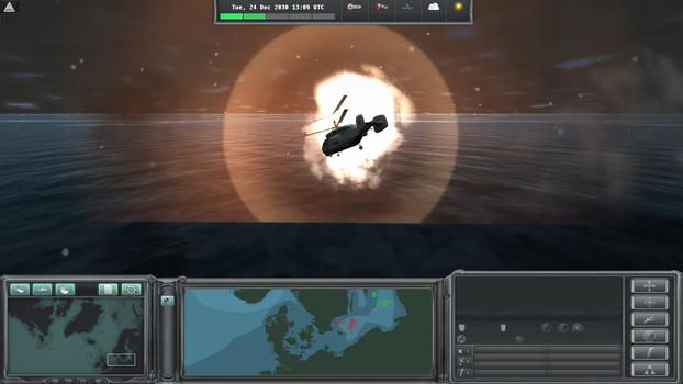 Naval War Arctic Circle on PC screenshot #3