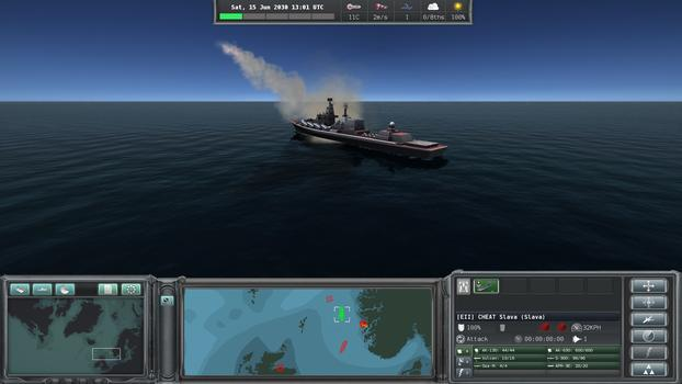Naval War Arctic Circle on PC screenshot #2