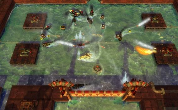 Naval Warfare on PC screenshot #4