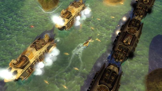Naval Warfare on PC screenshot #1
