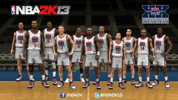 NBA 2K13 on PC screenshot #4