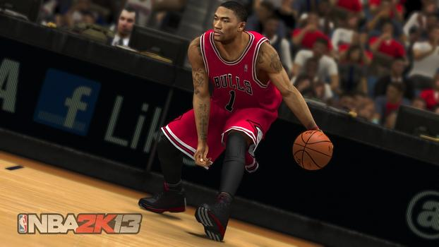 NBA 2K13 on PC screenshot #2