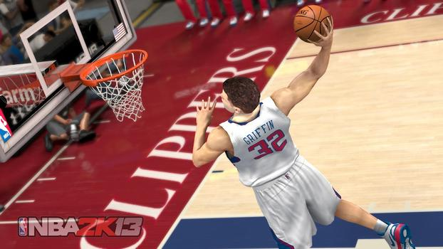 NBA 2K13 on PC screenshot #1