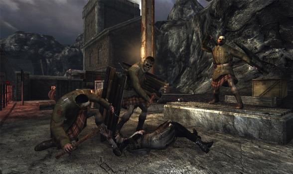NecroVisioN: Lost Company on PC screenshot #5