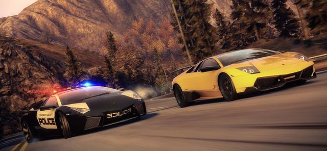 Need for Speed Hot Pursuit (NA) on PC screenshot #3