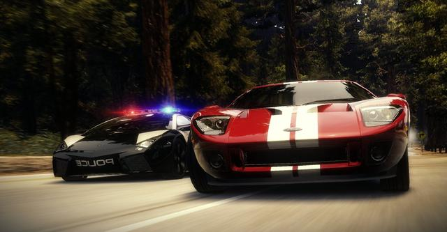 Need for Speed Hot Pursuit (NA) on PC screenshot #1