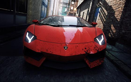 Need for Speed Most Wanted (NA) on PC screenshot #3