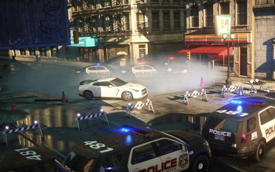 Need for Speed Most Wanted (NA) on PC screenshot #2