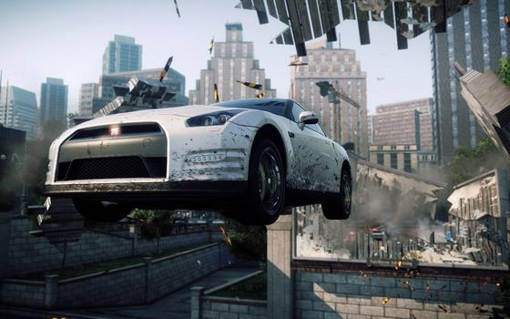 Need for Speed Most Wanted (NA) on PC screenshot #1