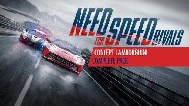 Need for Speed Rivals Concept Lamborghini Complete Pack DLC (NA) on PC screenshot #1