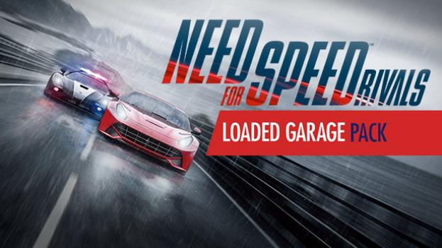 Need for Speed Rivals Loaded Garage Pack DLC (NA) on PC screenshot #1