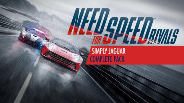 Need for Speed Rivals Simply Jaguar Complete Pack DLC (NA) on PC screenshot #1