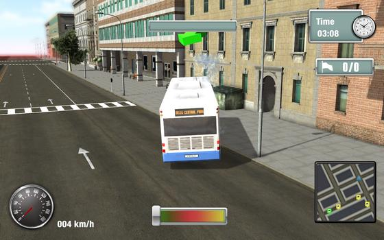 New York Bus The Simulation on PC screenshot #3