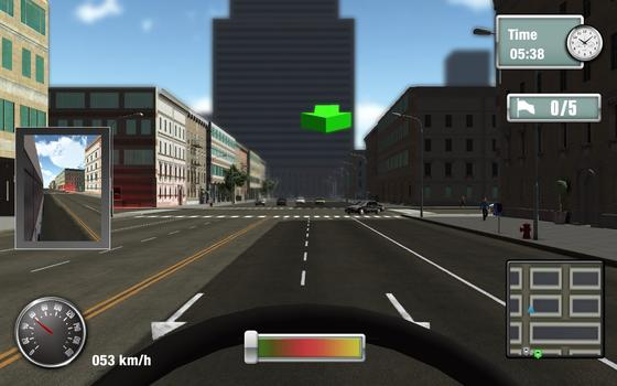 New York Bus The Simulation on PC screenshot #1