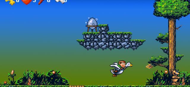 Nicky Boom 1 & 2 on PC screenshot #3
