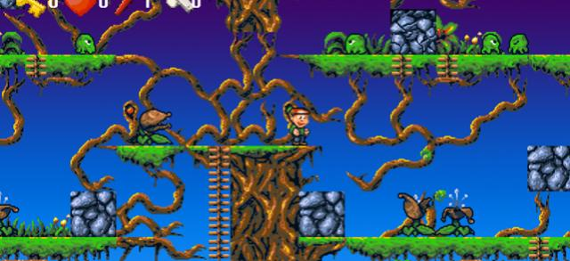 Nicky Boom 1 & 2 on PC screenshot #2