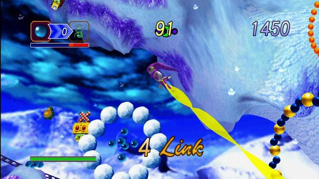 NiGHTS into Dreams HD on PC screenshot #2